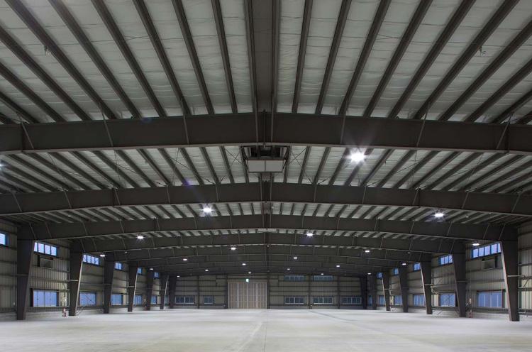 工場・倉庫の建設なら中央建設にお任せください