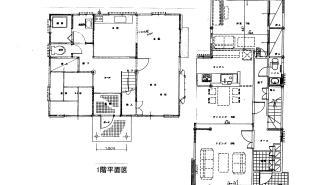 豊橋市新栄 中古住宅